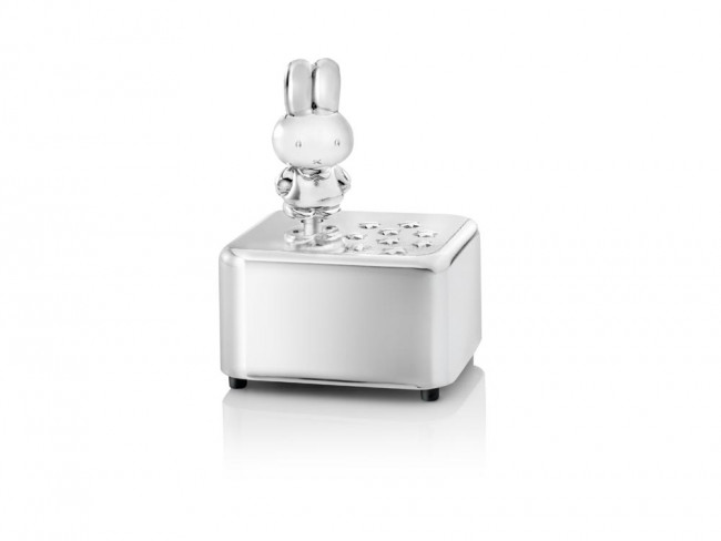 Music box miffy sp./lacq.