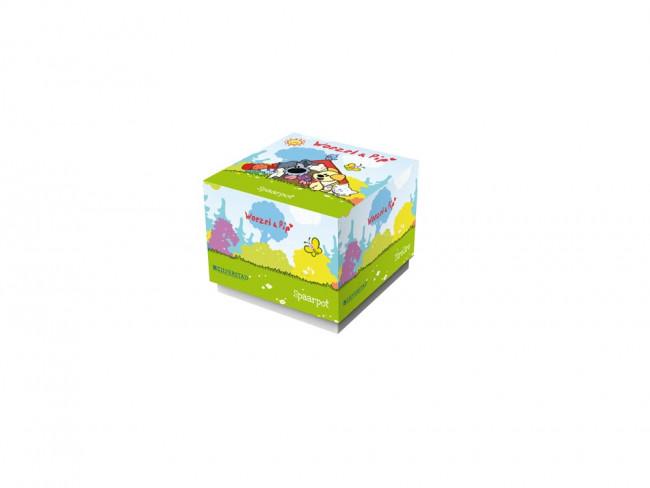Money box Woezel & Pip sp/l