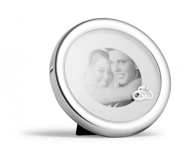 Photo frame Weddingday sp./lacq.