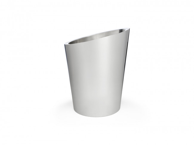 Champagne cooler double wall stainless steel