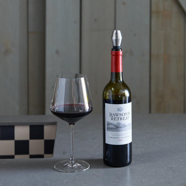 Wine bottle stopper Tondo