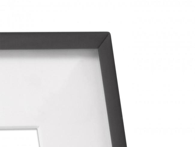 Photo frame Arizona 13x18 cm, Shiny black