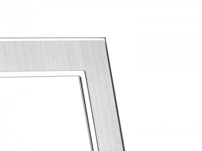 Photo frame Padua 13x18 aluminium