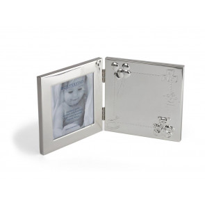 Photo frame Happy Baby 10x10cm sp./lacq.