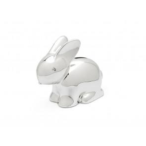Money box Rabbit sp./lacq.