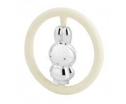 Rattle miffy on ring (925 Silver)