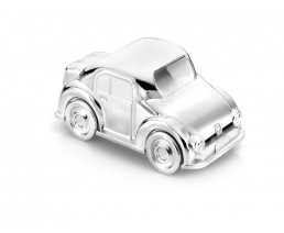 Money box Car, silver colour