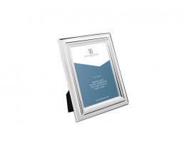 Photo frame Milano 13x18 cm, silver plated