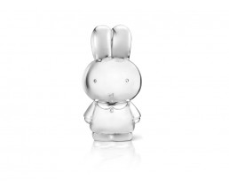Money box miffy XL, silver colour