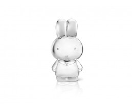 Money box miffy, silver colour