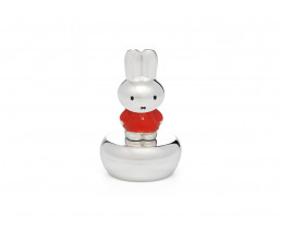 First tooth and first  curl box miffy 65th anniversary, silver colour
