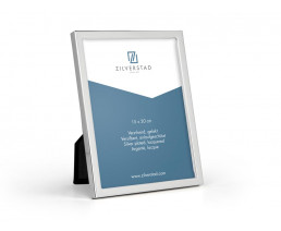 Photo frame Madeira 15x20 cm, silver plated lacquered
