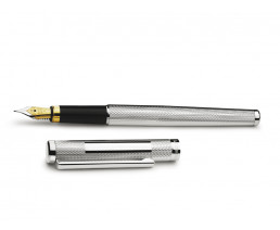 Fountain pen Excelsior Diamond (925 silver)